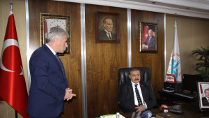 Bakanlar Eroğlu ve Ağbal Bayburt'ta