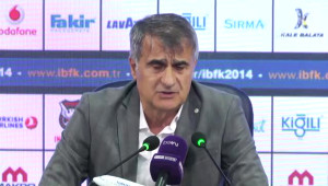 Beşiktaş-Fenerbahçe Maçının Ardından - Şenol Güneş (2)