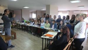 Mersin'de 'Büyükanneler Korosu'