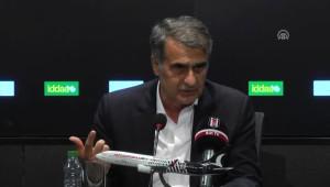 Beşiktaş-Fenerbahçe Maçının Ardından -Şenol Güneş (1)