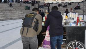 Sivas'taki Narkotik Uygulamasında