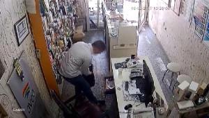Telefon Dükkanından Hırsızlık