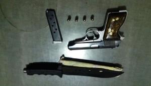 Malatya Polisi Çok Sayıda Silah ve Uyuşturucu Madde Ele Geçirdi