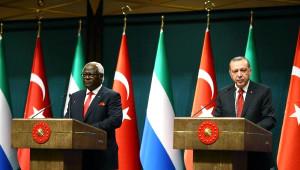 Cumhurbaşkanı Erdoğan: Suriye ve Irak'taki Her Gelişme Bizim İçin Doğrudan Milli Güvenlik...
