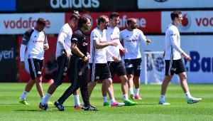 Beşiktaş İdmanında Sevindirici Haber