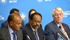 Uluslararası Somali Konferansı Londra'da Başladı