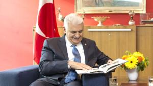 Başbakan Yıldırım, Financial Times Gazetesi Editörleriyle Görüştü