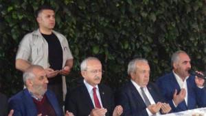 CHP Lideri Kılıçdaroğlu'ndan Taziye Ziyareti