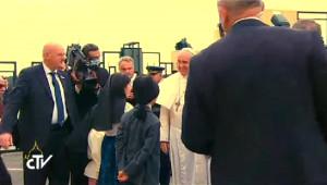 Papa Fatıma Töreni İçin Portekiz'de