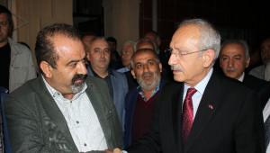 Kılıçdaroğlu, Bursa'da Taziye Ziyaretinde Bulundu