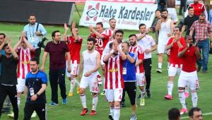 Adana Demirspor-Sivasspor Fotografları