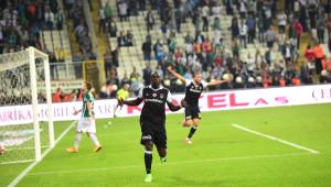 Bursaspor- Beşiktaş Ek Fotoğraflar