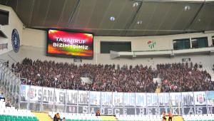 Bursaspor-Beşiktaş - Fotoğraflar