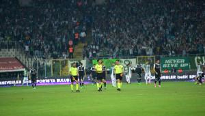 Bursaspor - Beşiktaş Maçı - Fotoğraflar