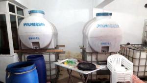 Kırklareli'de İki Evde Üretilen 587 Şişe Sahte İçki Ele Geçirildi