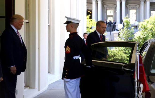 Cumhurbaşkanı Erdoğan, Beyaz Saray'da - Ek Fotoğraflar