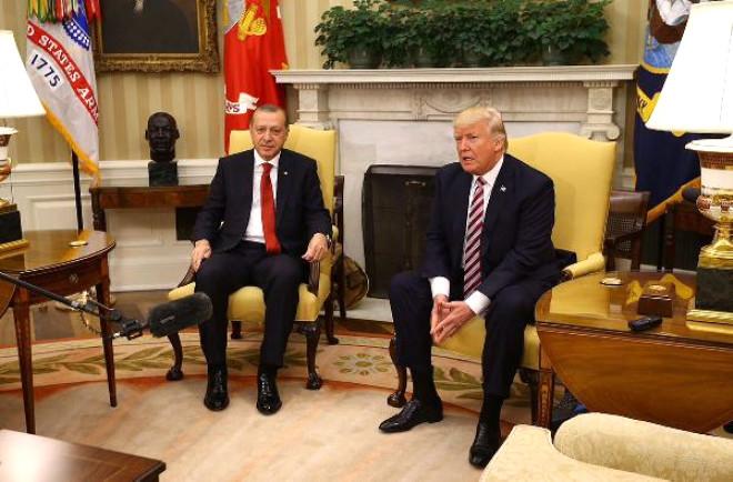 Cumhurbaşkanı Erdoğan, Beyaz Saray'da - Ek Fotoğraf