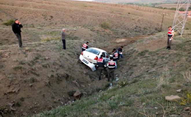 Direksiyon Başında Kalp Krizi Geçiren Şoför Kazada Öldü