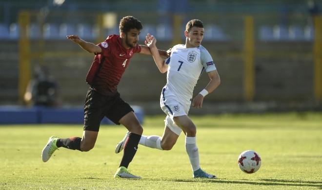 U17 Milli Takımı, UEFA Avrupa Şampiyonası'na Veda Etti