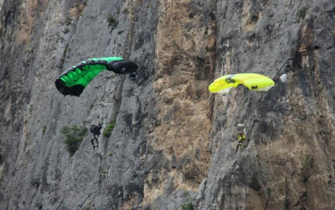 Adrenalin Sporları Nefes Kesti
