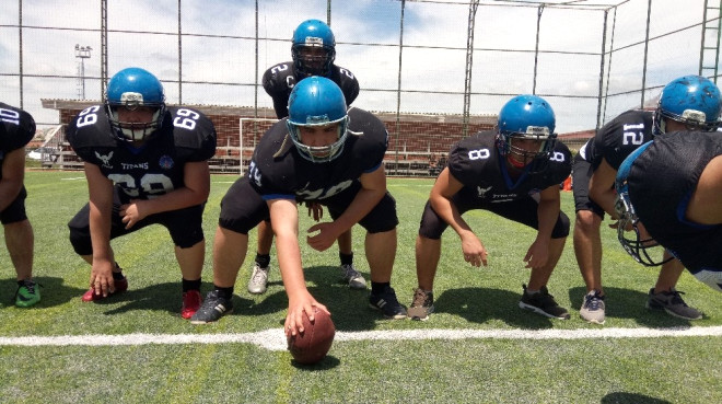 Amerikan Futboluna Özellikle Üniversite Öğrencileri Yoğun İlgi Gösteriyor