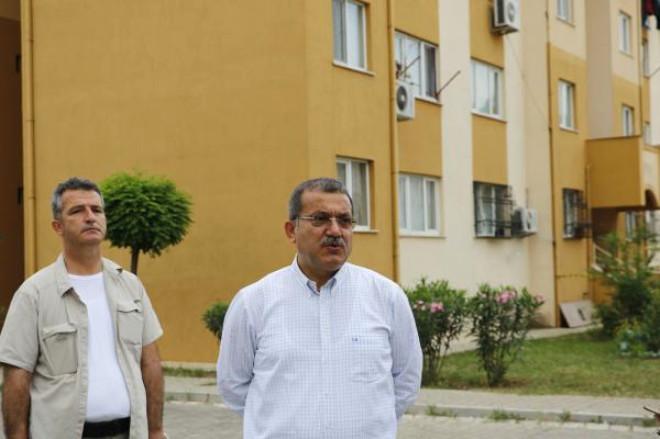 Antalya TOKİ Konutlarında Patlama: 2 Ölü (2)- Yeniden