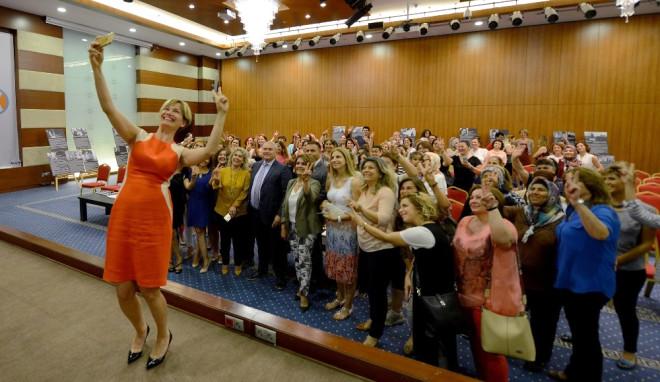 Atso Başkanı Çetin: 'Kadınların İş Hayatına Girmesini Teşvik Etmeliyiz'
