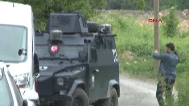 Beykoz'da Polis Operasyonu