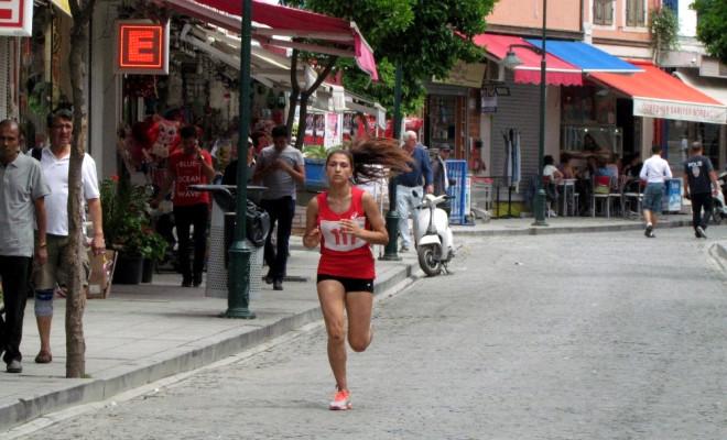 Çeşme'de Gençlik Koşusu
