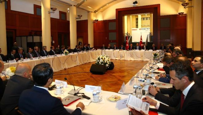 Cumhurbaşkanı Erdoğan, ABD'nin Önde Gelen Şirketlerinin Ceo'larını Kabul Etti