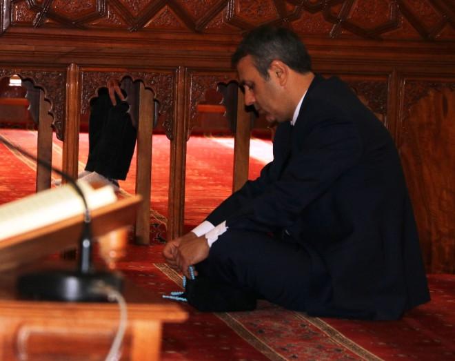 Denizli Cumhuriyet Başsavcısı İçin Mevlit Okutuldu