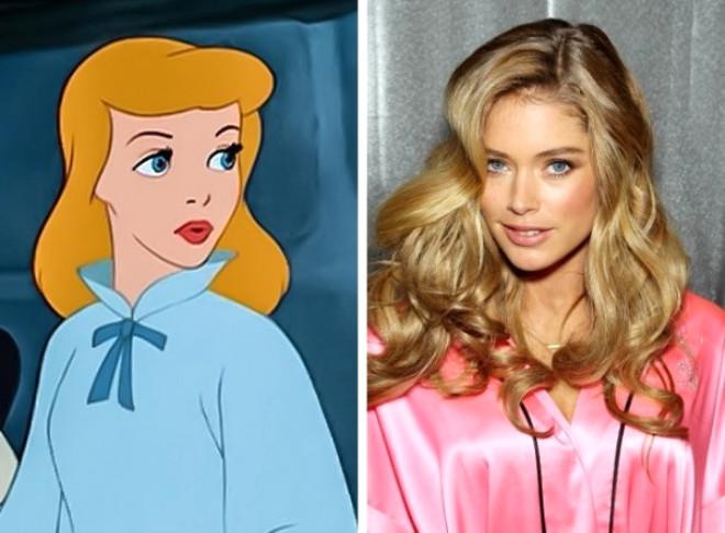 Disney'in Kadın Karakterlerine En Çok Benzeyen Dünya Yıldızları