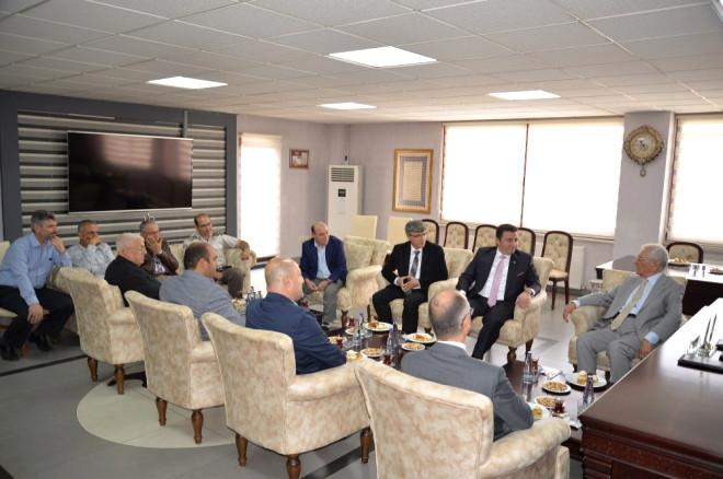 Emekli Genelkurmay Başkanı Orgeneral Hüseyin Kıvrıkoğlu Memleketi Bozüyük'te