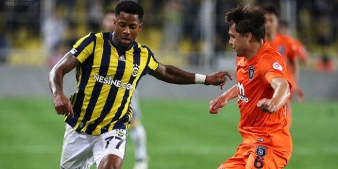 Fenerbahçe 0 – 1 Medipol Başakşehir (İlk Yarı Sonucu)