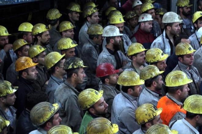 Grizuda Ölen 30 İşçi İçin Facianın 7'nci Yılında Anma Töreni