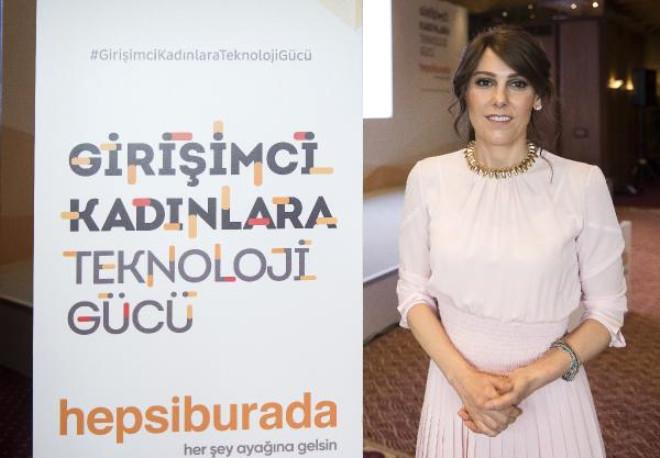 Hepsiburada'dan Kadınlara 'Güçlü Teknoloji' Desteği