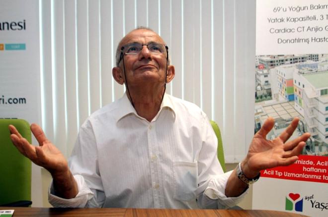 İskemik Aort Hipoplazisi' Hastası Ölmek Üzereyken Türk Hekimler Tarafından Kurtarıldı