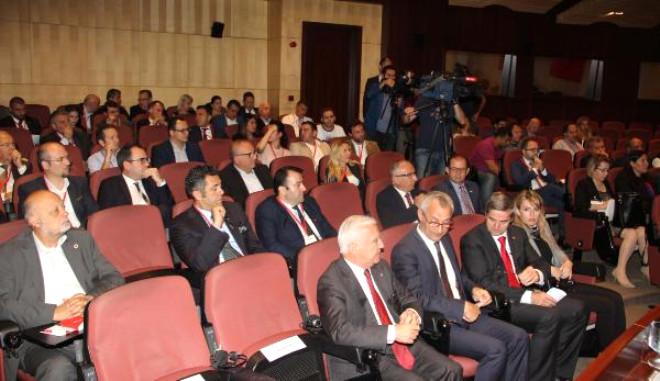 İzmir'de Türk- Alman Ekonomi Günü Düzenlendi
