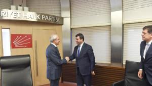 Kılıçdaroğlu, İşlerine Son Verilen 28 Maden İşçisi ile Görüştü