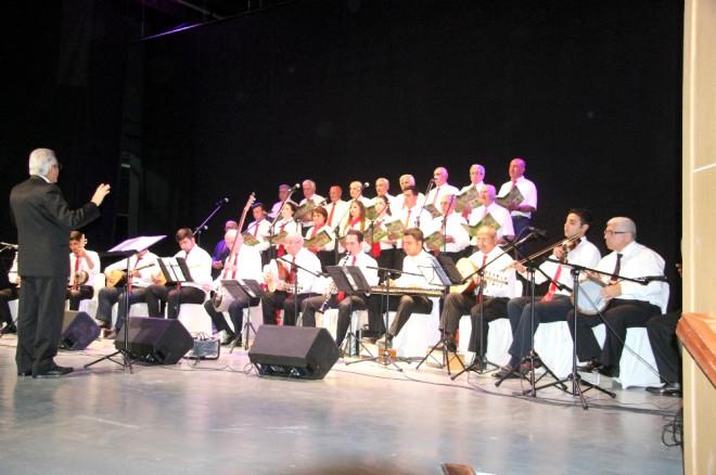 Kilis Musiki Cemiyeti Muhteşem Bahar Konseri