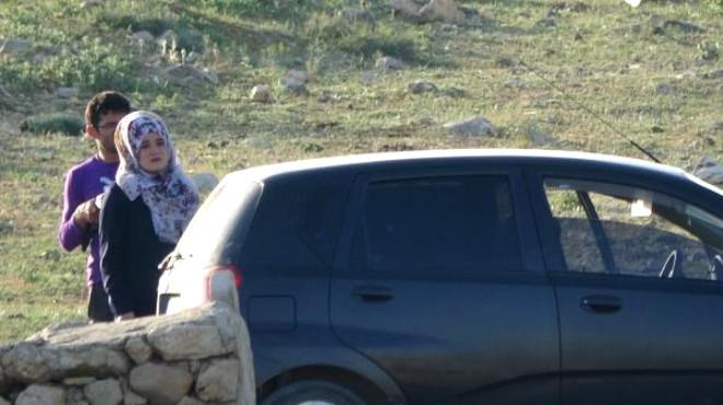 Kızını Silah Zoruyla Kaçırıp Rehin Aldı (1)