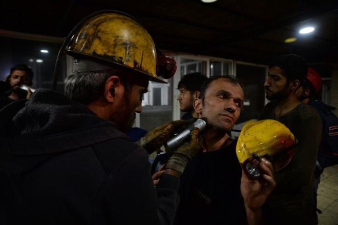 Madende Mahsur Kalan İki İşçinin Cesetlerine Ulaşıldı