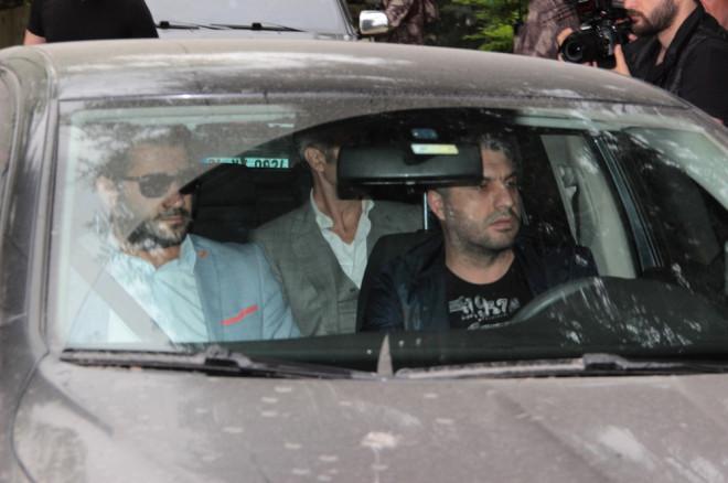 Mafya Lideri Sedat Şahin Evinden Böyle Çıkarıldı