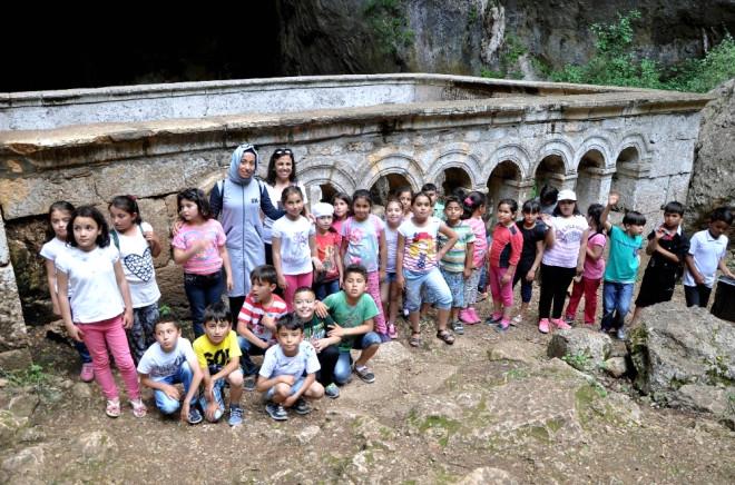 Mersin'de Yerli Turist Hareketliliği