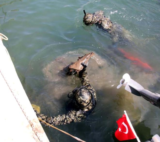 Oyfest'e Özel Deniz Dibi Temizliği