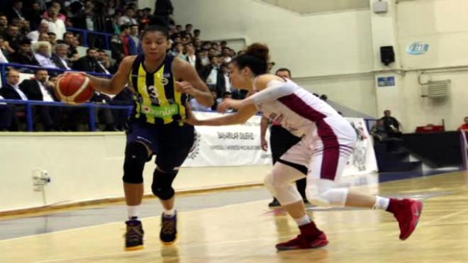 Potada Kadınlar Şampiyonu Yakın Doğu