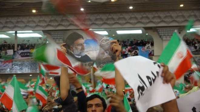 Reisi, Ruhani'ye Adeta Meydan Okudu