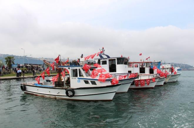 Salyangoz Avcılarından Büyük Protesto