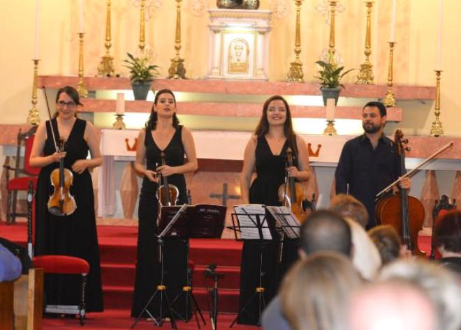 Saygun Quartet, Büyüledi