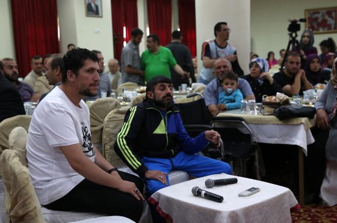 Sincan Belediyesi Engelli Vatandaşları Yalnız Bırakmadı